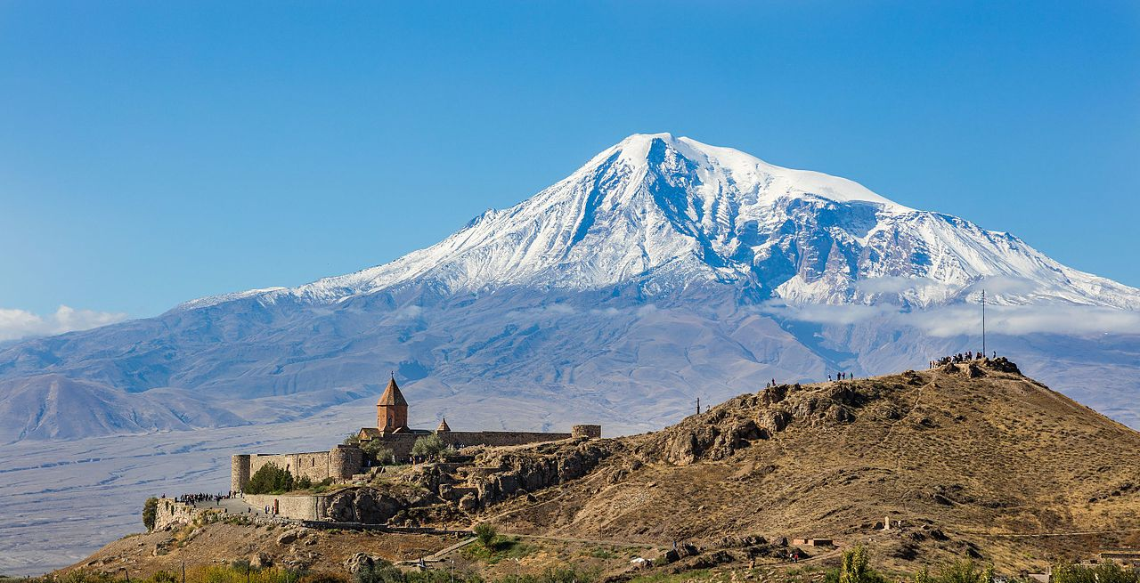 Great sites of Armenia 9 days
