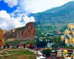 Arménie - Géorgie  Caucase chrétien
